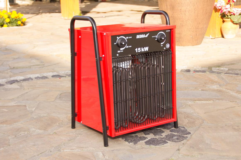 Nagrzewnica 15 kW